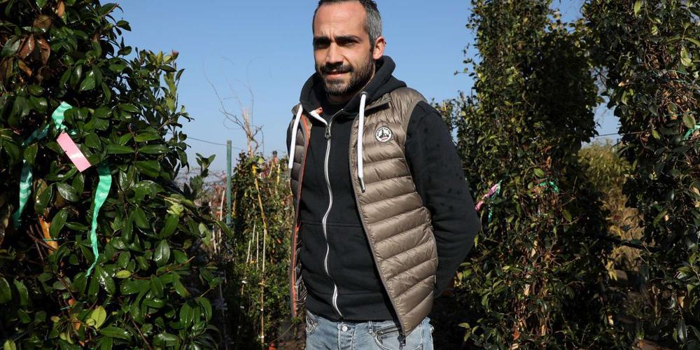 Photo de Franck Serra, gérant de Serra Paysage depuis plus de 10 ans.